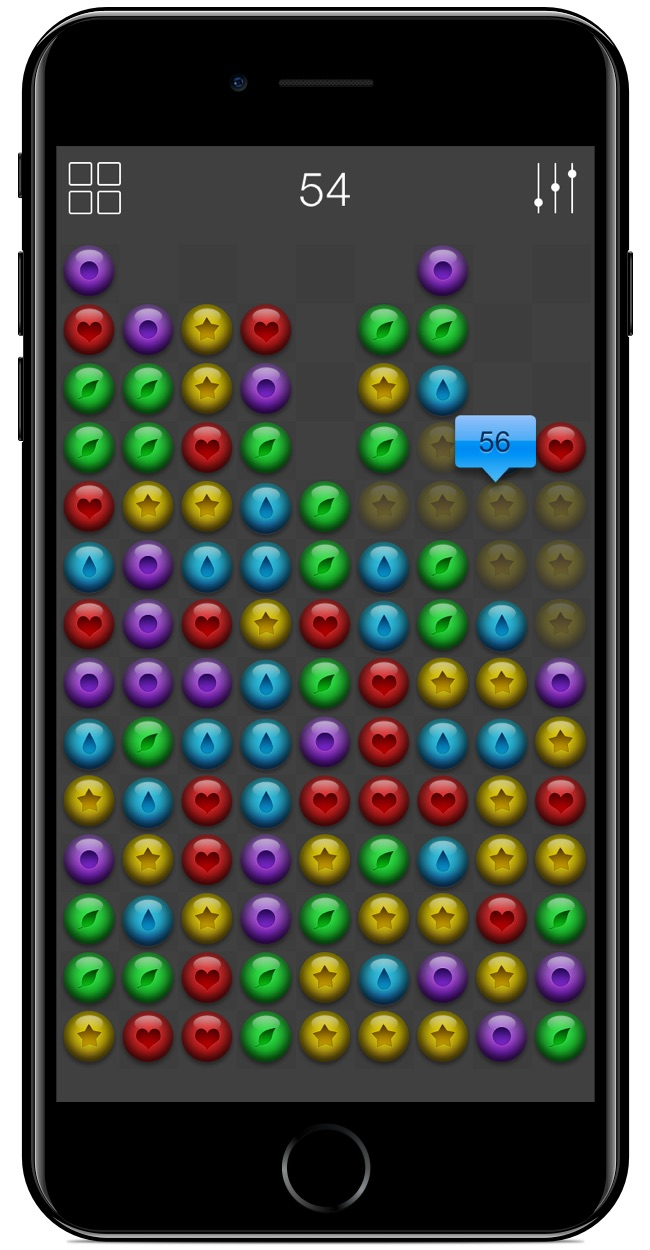 Marbles for iPad and iPhone
